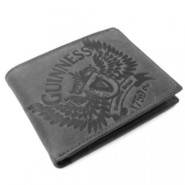 Guinness Leather Wallet