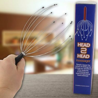 Head to Head Massager