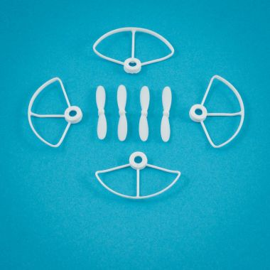 Nano Drone in Handset Spares Pack