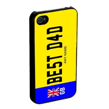 Personalised Number Plate Phone Case for Smartphones