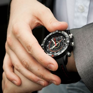Spy Watch 4GB 0