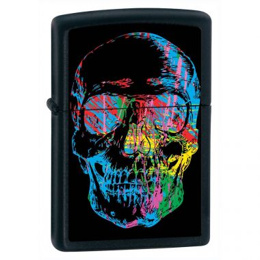 X-Ray Skull Lighter