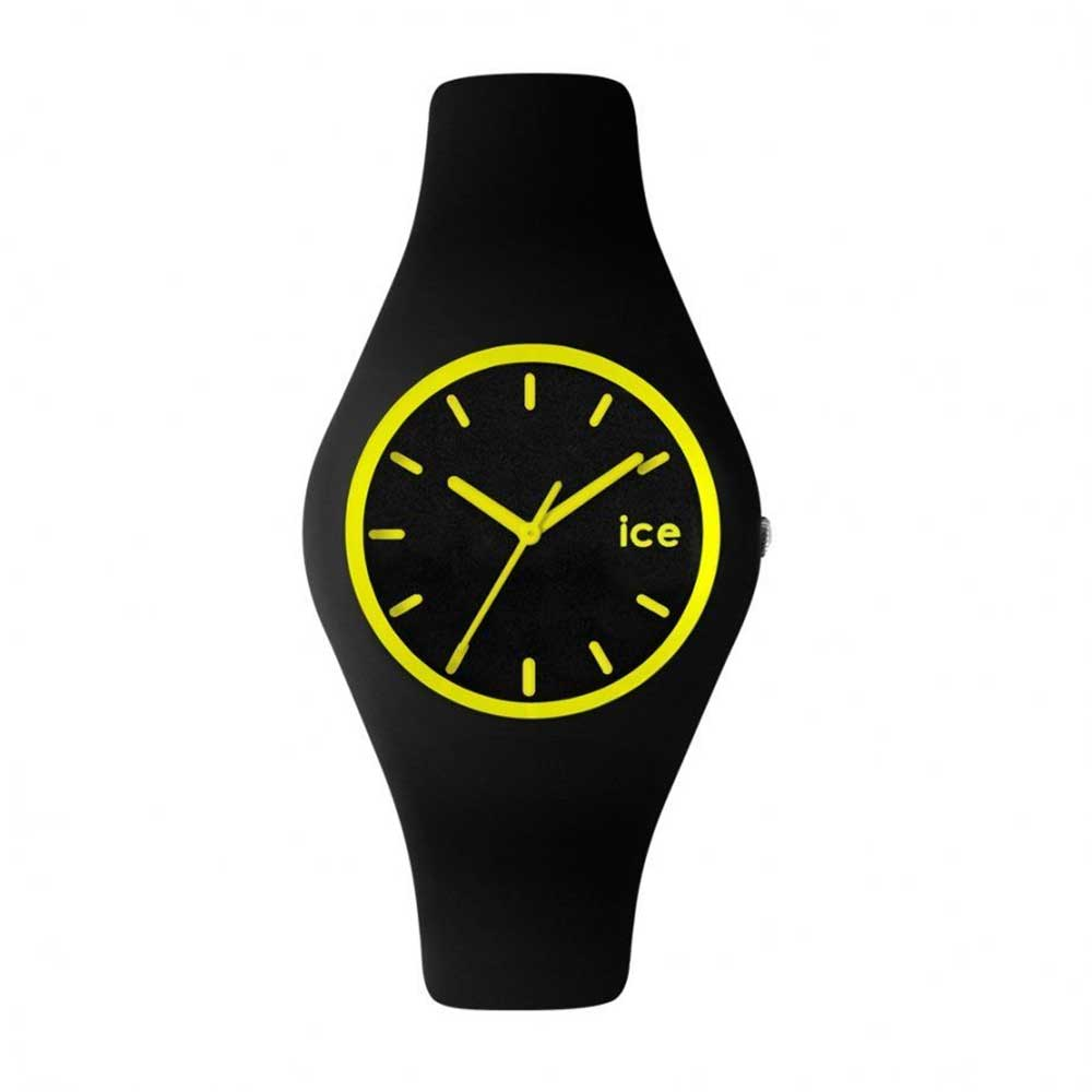 Black and Yellow Unisex Watch ICE.CY.YW.U.S.13
