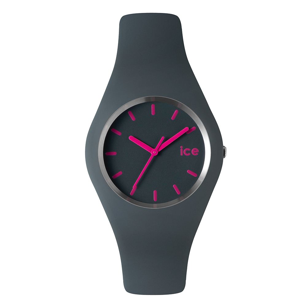 Grey and Pink Unisex Watch ICE.GY.U.S.12