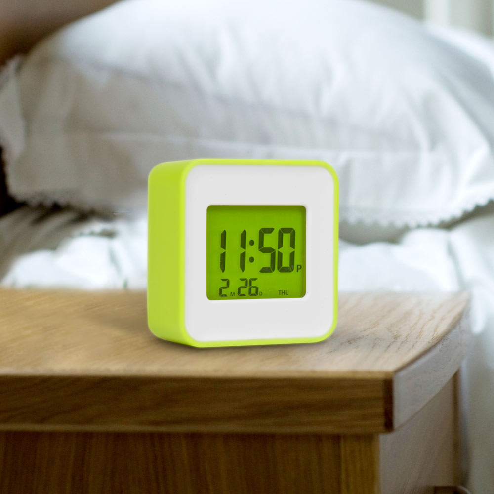 funky alarm clock shop for cheap products and save online. Black Bedroom Furniture Sets. Home Design Ideas