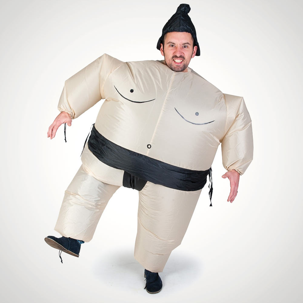 Sumo Me! Inflatable Sumo Suit