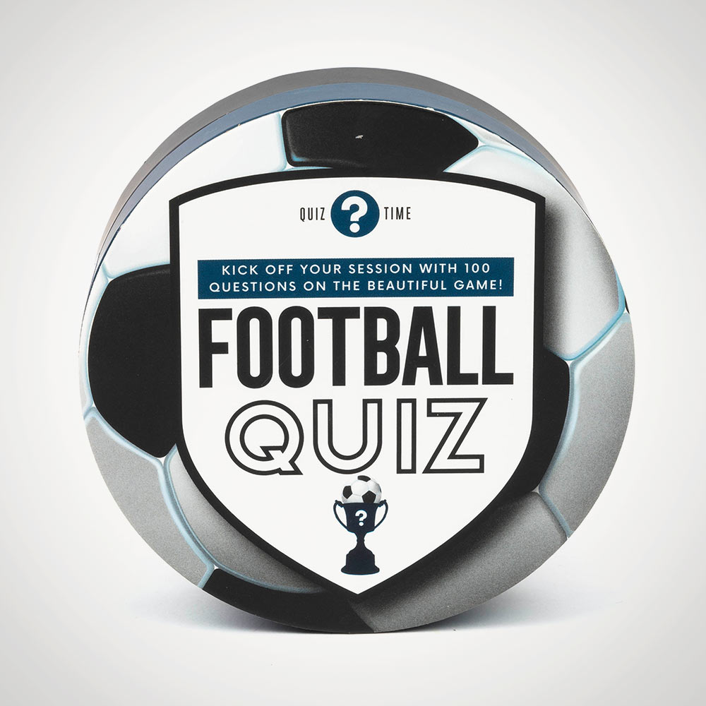 Small Football Quiz