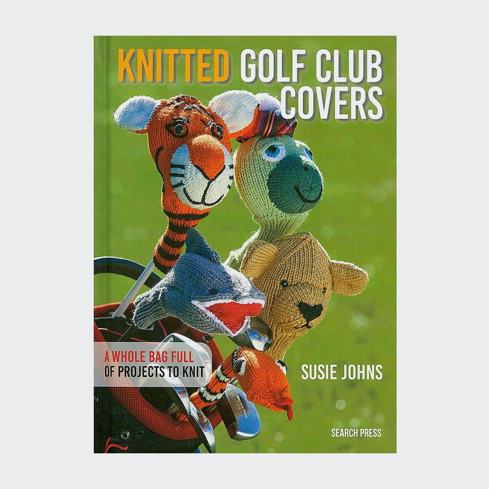 Knitted Golf Club Covers Pattern Book