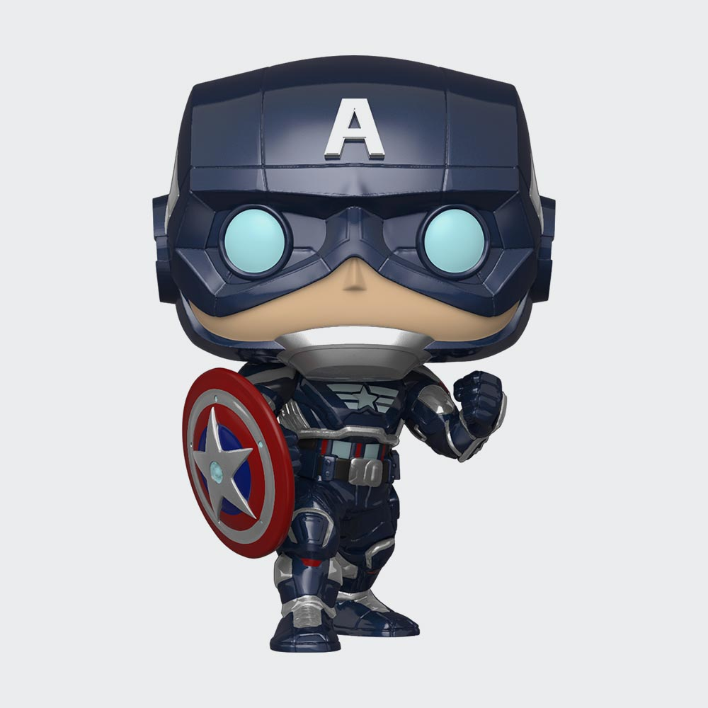 Marvel Avengers Captain America Pop! Vinyl Figure