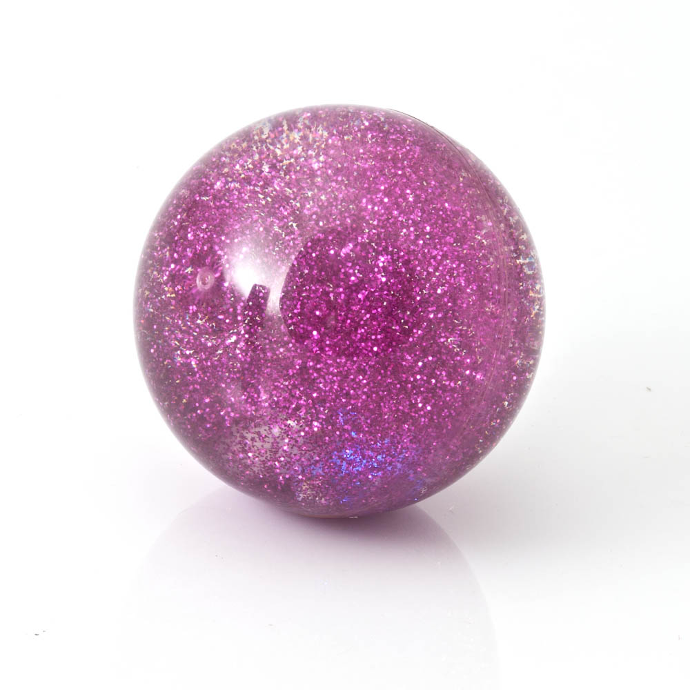 Crystal Bouncy Ball Flashing Stardust