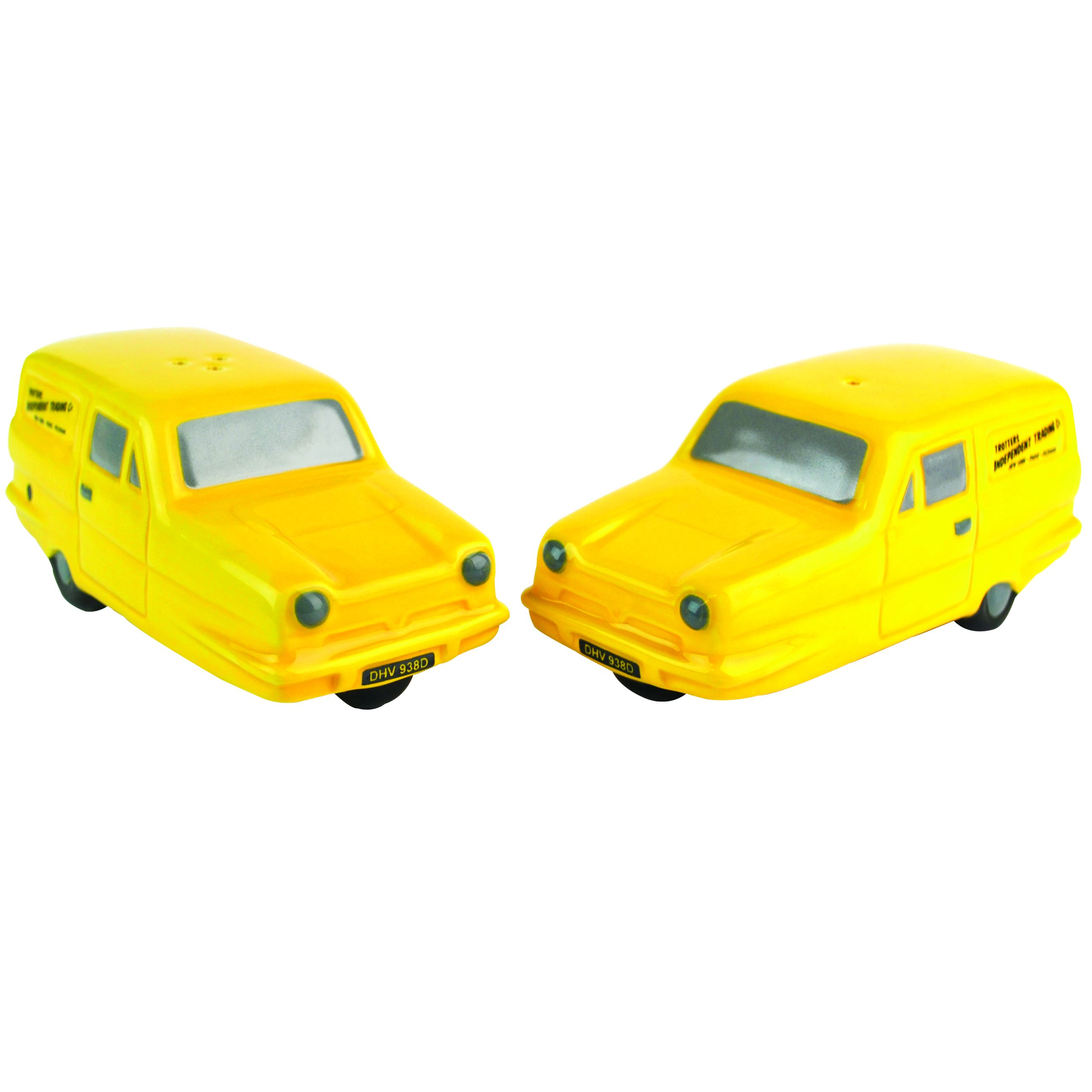 Only Fools and Horses Reliant Robin Salt and Pepper Shakers   Menkind