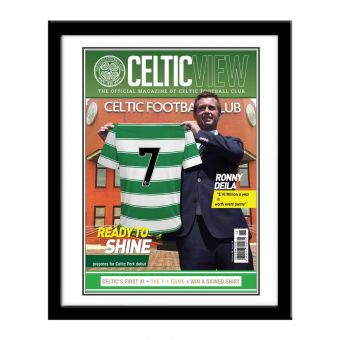Celtic Magazine Cover