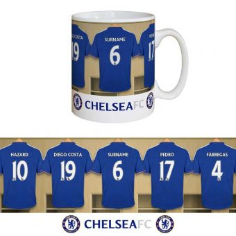 Personalised Dressing Room Photo Mug
