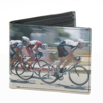 Cycling Bifold Wallet