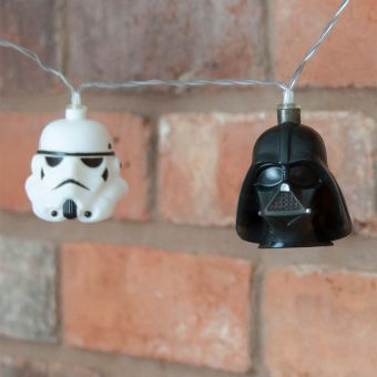 Star Wars 3D String Lights