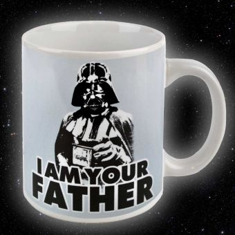 Star Wars  Darth Vader I Am Your Father Coffee Mug
