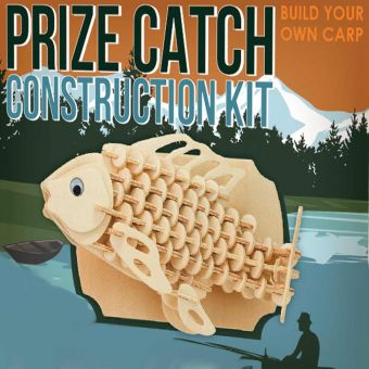 Prize Carp Construction Kit