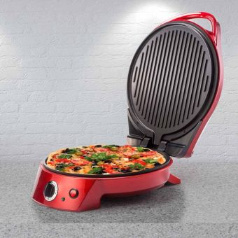 Retro Diner Pizza Oven