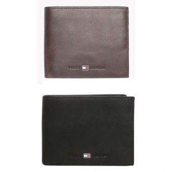 Tommy Hilfiger Johnson Credit Card with Flap Wallet