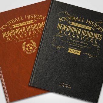 Personalised League Two Football Newspaper