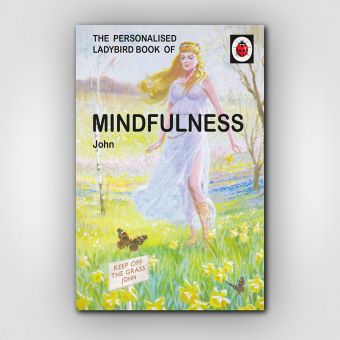 For Him: Personalised Mindfulness Book