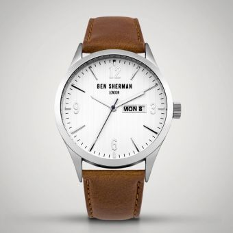 Ben Sherman London Watch Tan WB053T