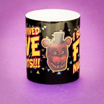Five Nights At Freddy's Heat Change Mug