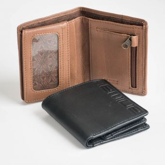 Animal Apostles Men's Leather Wallet