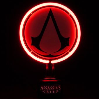 Assassin's Creed Neon Light 1