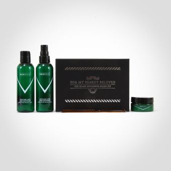 Men Rock Awakening Beard Care Kit