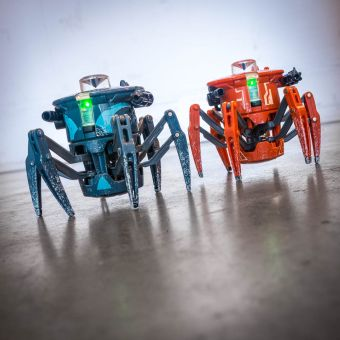 Hexbug Battleground Spider 2.0 Double Pack
