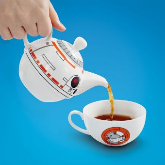 Star Wars BB-8 Teapot Set
