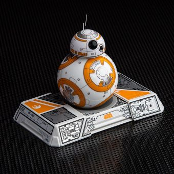 Star Wars The Last Jedi BB-8 with Trainer