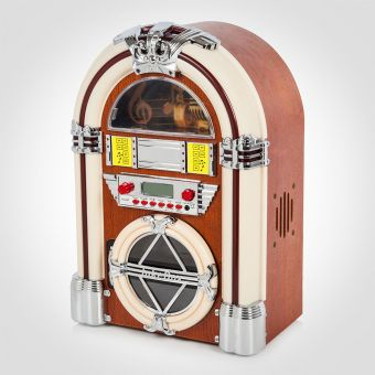 Bluetooth Jukebox Station