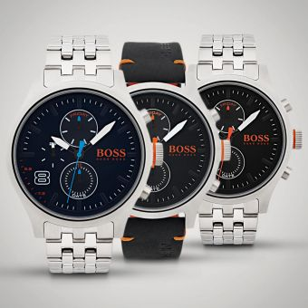 Hugo Boss Amsterdam Watches