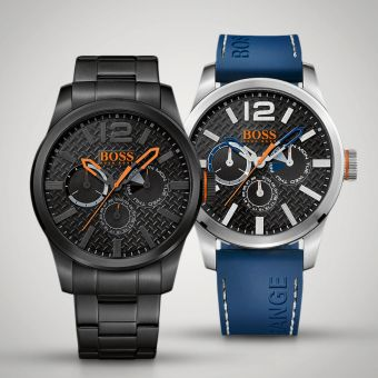Hugo Boss Paris Watches