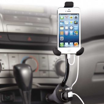 Car Phone Holder/Charger