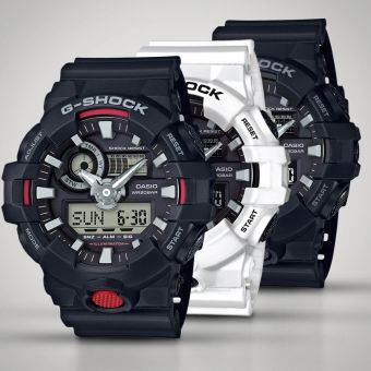 Casio G-Shock GA-700 Watches