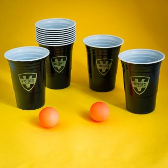 Victor's Drinks Cider Pong Kit