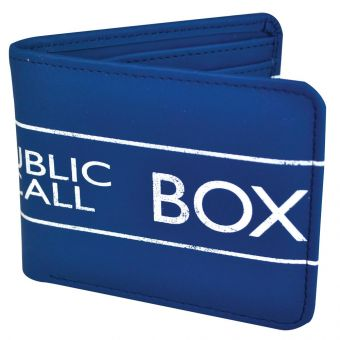 Doctor Who Bi-Folding Wallet