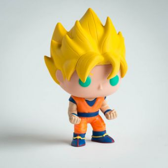 Dragon Ball Super Saiyan Goku Pop! Vinyl