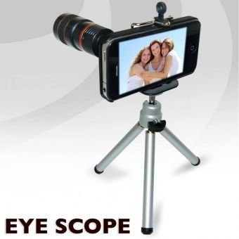 Eye Scope Zoom Lens iPhone 5