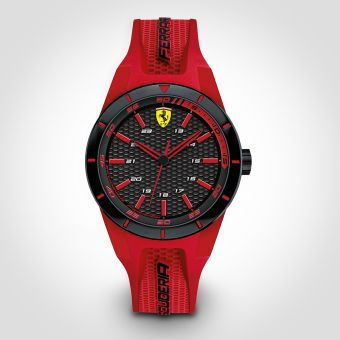 Scuderia Ferrari Red Rev 0840005 Watch