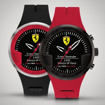 Ferrari Ultraveloce Hybrid Watch 46mm