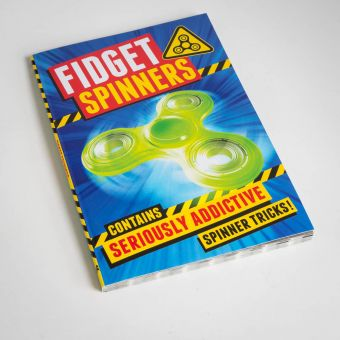 Fidget Spinner Tricks Book