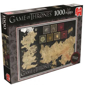 Game of Thrones Map 1000pce Puzzle