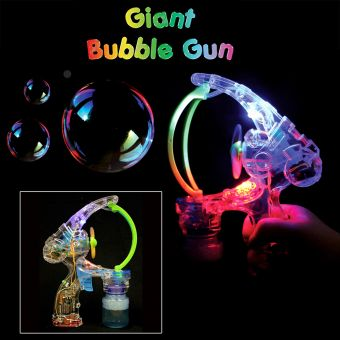 Giant Bubble Gun