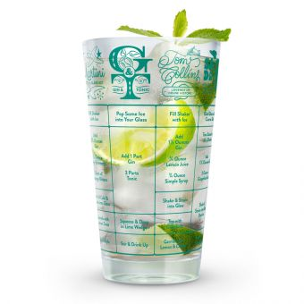 Gin Cocktail Recipe Glass