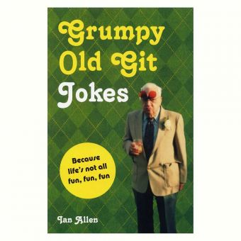 Grumpy Old Git's Jokes