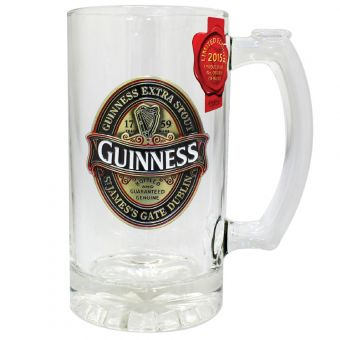 Guinness Limited Edition Tankard